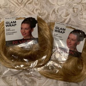 Revlon Glam Wrap Golden Blonde